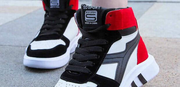جمل احذية رياضية للبنات 2021 احصلِ الان على حذاء صيفي جذّاب !